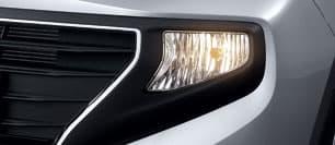 Hyundai Atos Phares antibrouillards