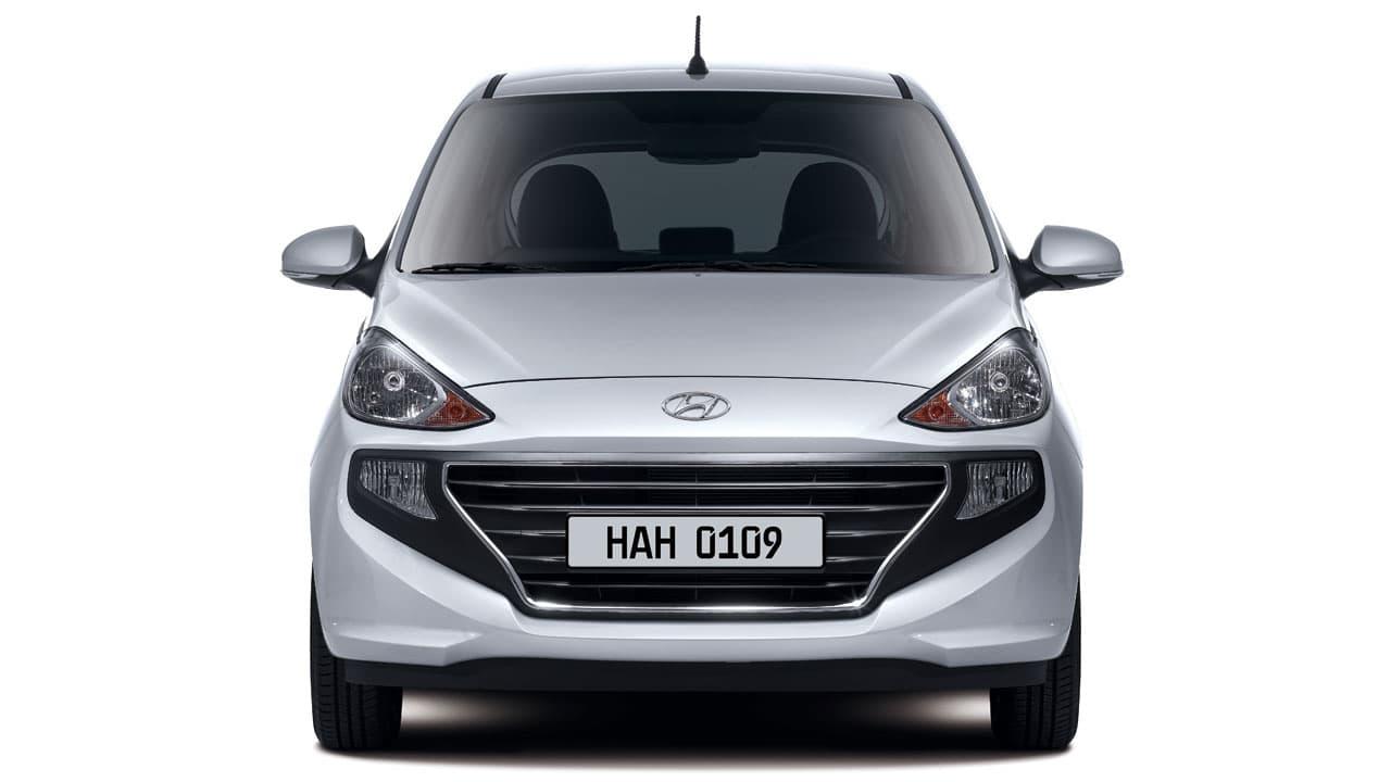 Hyundai Atos Extérieur Vue de Face