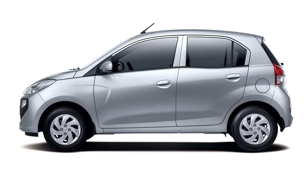Hyundai Atos Vue de profil