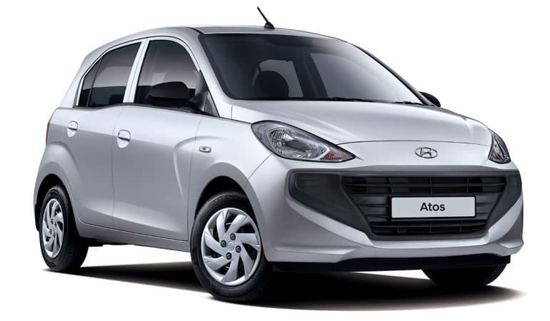 Hyundai Atros 3/4 Face