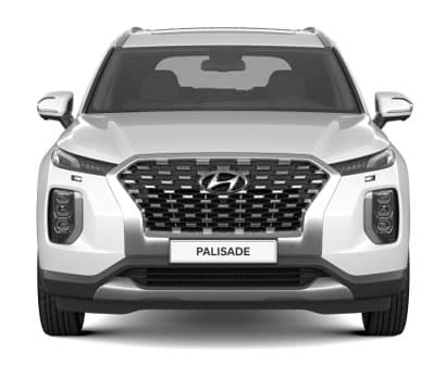 Hyundai Palisade vue de face