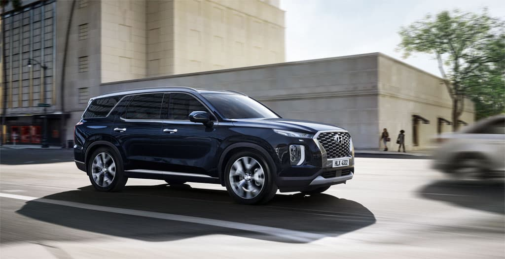 Hyundai Palisade sécurité