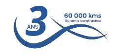 Garantie 60 000 kms
